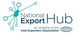 National Export Hub logo